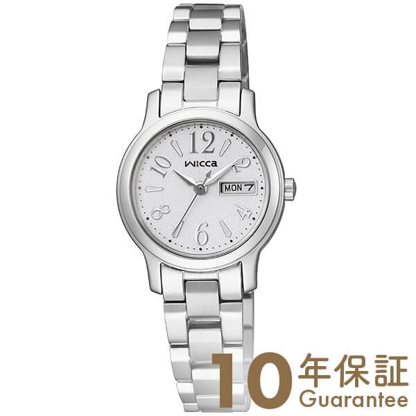 シチズン ウィッカ wicca ソーラーテック KH3-410-11 [正規品] レディース 腕時計 時計【あす楽】