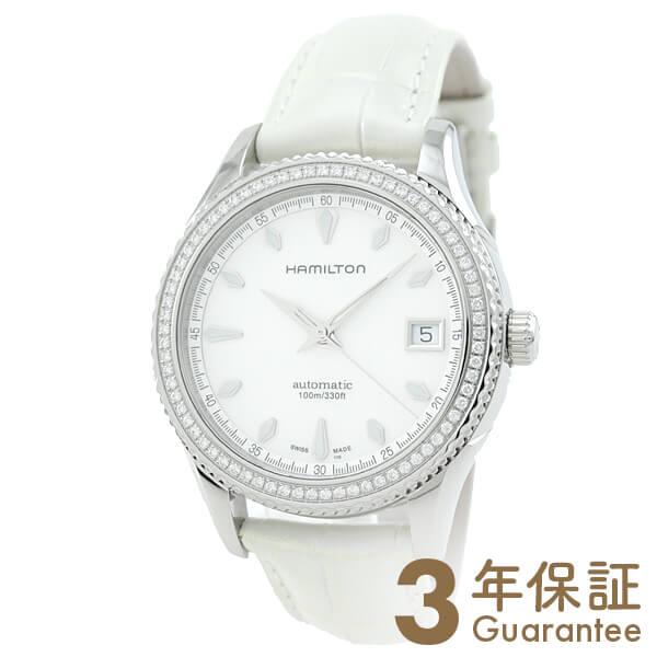 HAMILTON [海外輸入品] ハミルトン ジャズマスター シービュー H37495811 レディース 腕時計 時計【あす楽】