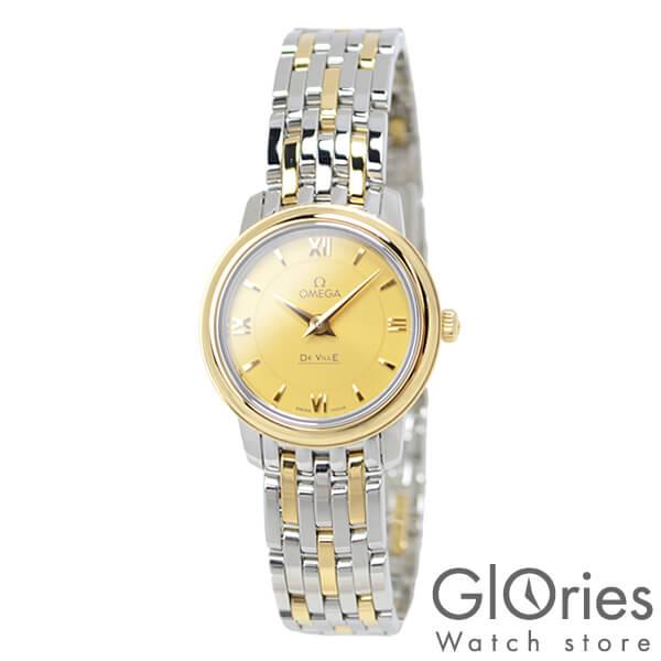 OMEGA [海外輸入品] オメガ デビル プレステージ 424.20.24.60.08.001 レディース 腕時計 時計【あす楽】