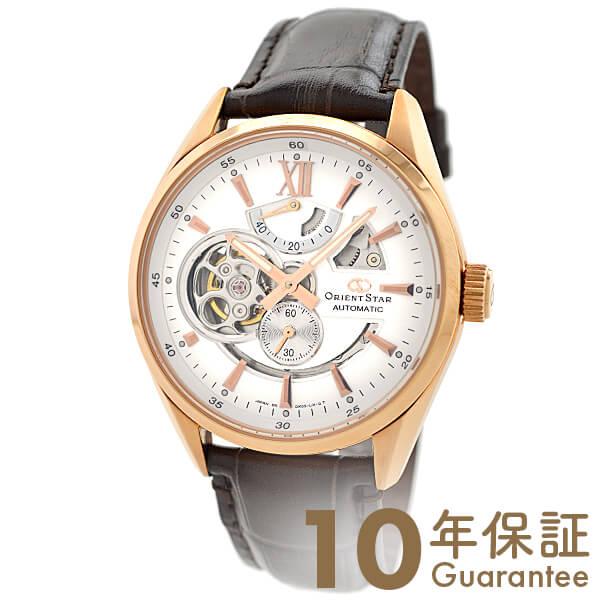 【4500円割引クーポン】オリエントスター ORIENT オリエントスター モダンスケルトン 機械式 自動巻き (手巻き付き) ホワイト WZ0211DK [正規品] メンズ 腕時計 時計【24回金利0%】