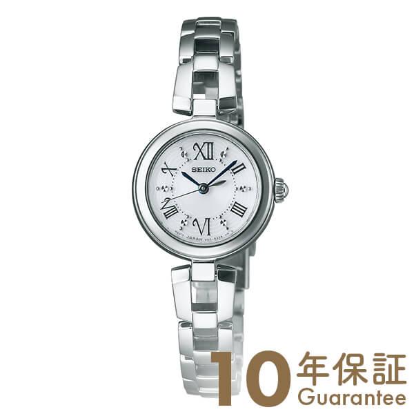 セイコーセレクション SEIKOSELECTION 専用BOX付き ソーラー 10気圧防水 SWFA151 [正規品] レディース 腕時計 時計
