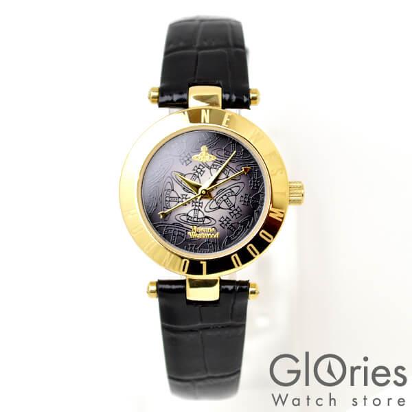 【29日は店内最大ポイント39倍!】 VivienneWestwood [海外輸入品] ヴィヴィアンウエストウッド VV092BKBK レディース 腕時計 時計