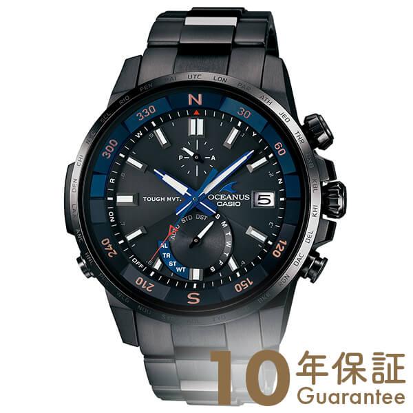 【ポイント最大31倍!1/16 1:59まで】カシオ オシアナス OCEANUS カシャロ 電波ソーラー OCW-P1000B-1AJF [正規品] メンズ 腕時計 時計【36回金利0%】