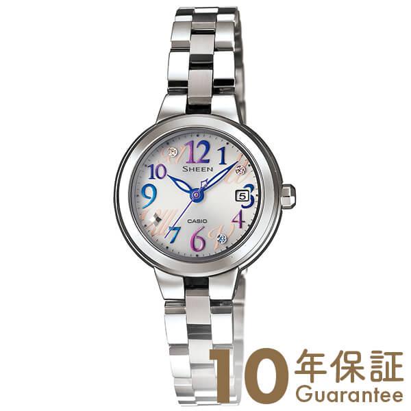 【ポイント最大31倍!1/16 1:59まで】カシオ シーン SHEEN ソーラー SHE-4506SBD-7A2JF [正規品] レディース 腕時計 時計(予約受付中)