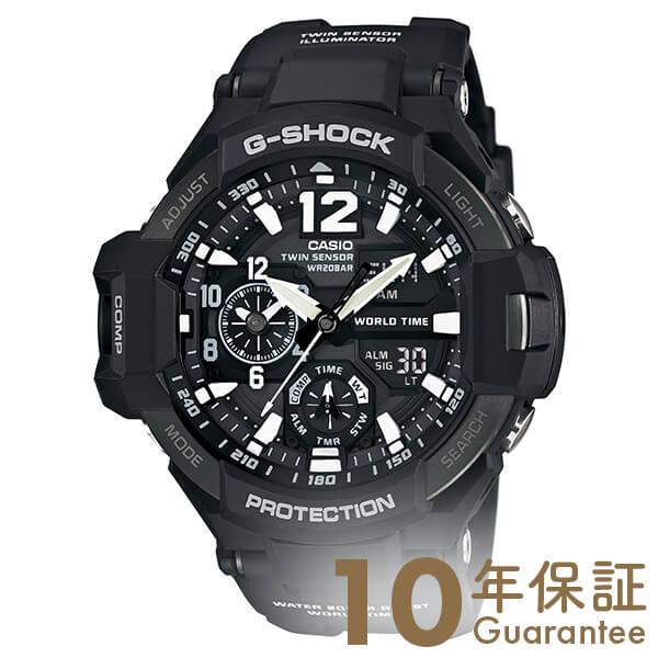 【2000円割引クーポン 4月9日 20:00~4月16日 01:59 & ポイント最大45倍】カシオ Gショック G-SHOCK スカイコックピット GA-1100-1AJF [正規品] メンズ 腕時計 時計