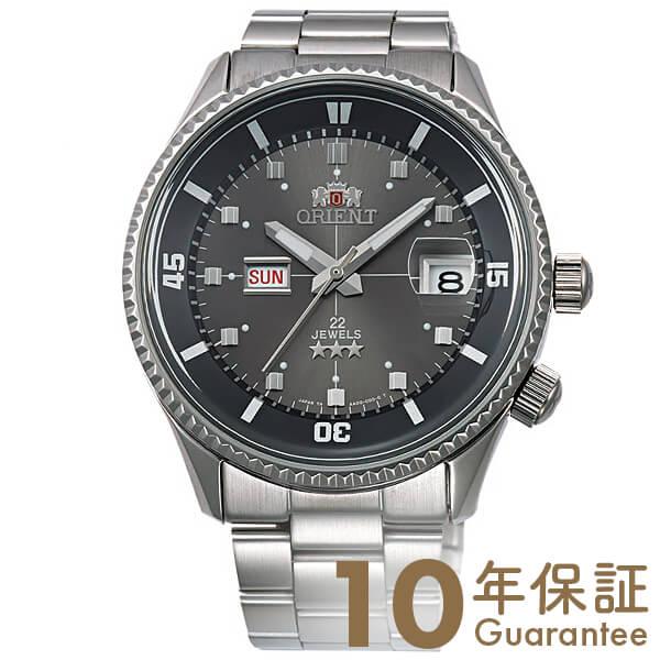【1000円割引クーポン】オリエント ORIENT キングマスター ワールドステージコレクション クロノグラフ グレー WV0011AA [正規品] メンズ 腕時計 時計【24回金利0%】(2018年6月入荷予定)(2018年6月入荷予定)