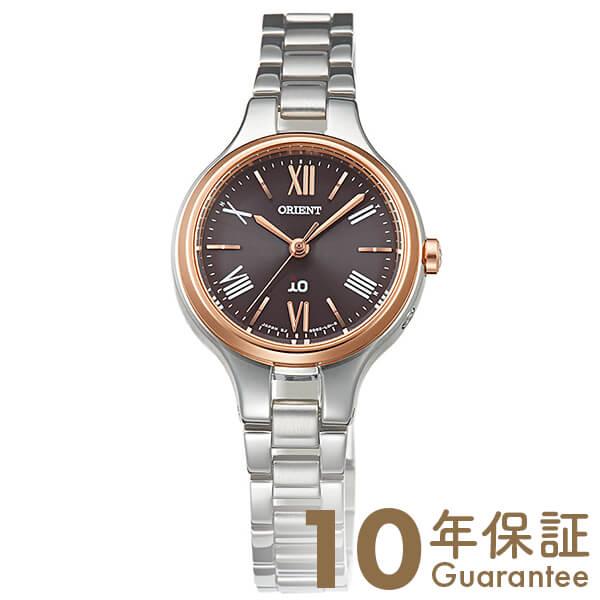 【300円割引クーポン】オリエント ORIENT イオ ナチュラル&プレーン ソーラー電波 WI0131SD [正規品] レディース 腕時計 時計