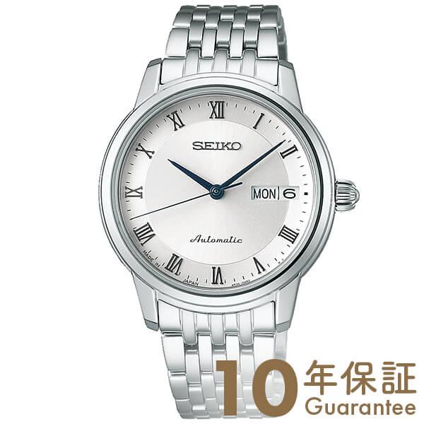 セイコー プレザージュ PRESAGE 10気圧防水 機械式(自動巻き/手巻き) SRRY013 [正規品] レディース 腕時計 時計