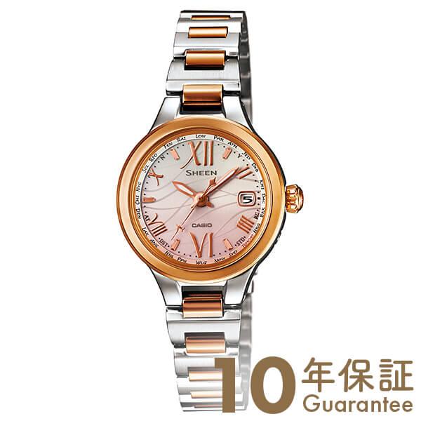 7beffbe98a カシオ シーン SHEEN ボヤージュ ソーラー電波 SHW-1700SG-4AJF [正規品] レディース 腕時計  時計【24回金利0%】(予約受付中), ボディデコ:2d9e6f08 ...