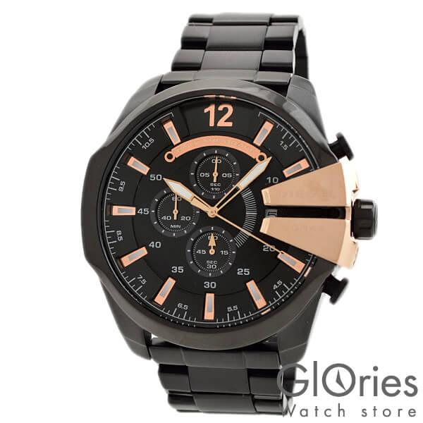 DIESEL [海外輸入品] ディーゼル メガチーフ クロノグラフ DZ4309 メンズ 腕時計 時計