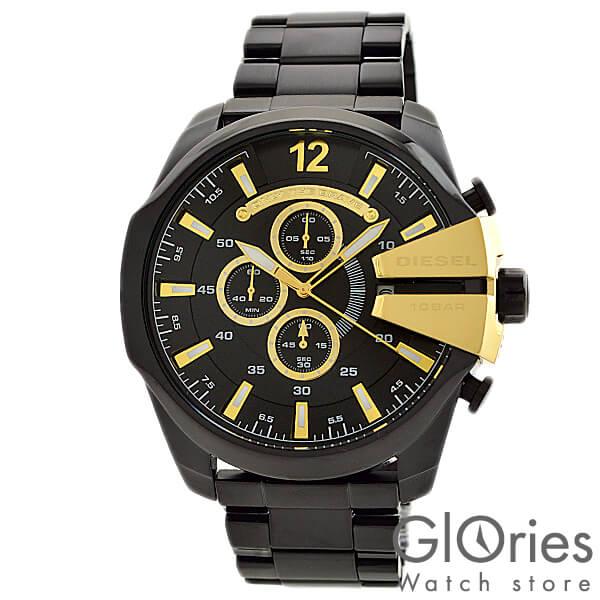 DIESEL [海外輸入品] ディーゼル メガチーフ クロノグラフ DZ4338 メンズ 腕時計 時計【あす楽】