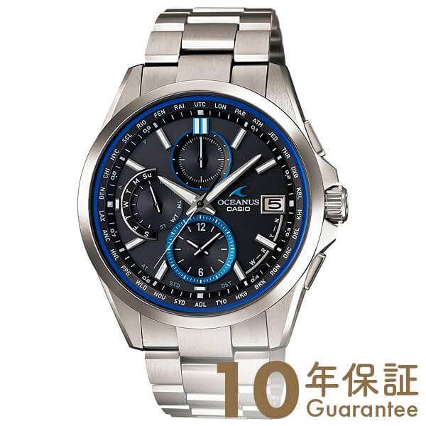 カシオ オシアナス OCEANUS ソーラー電波 OCW-T2600-1AJF [正規品] メンズ 腕時計 時計【36回金利0%】