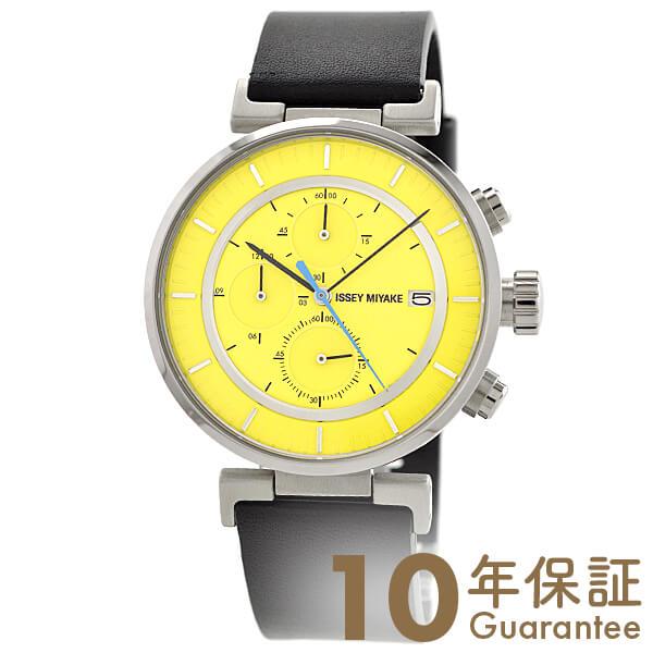 イッセイミヤケ ISSEYMIYAKE Wダブリュクロノグラフ和田智デザイン SILAY010 [正規品] メンズ 腕時計 時計【24回金利0%】