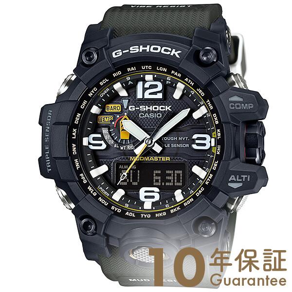 【エントリーでポイントアップ!11日1:59まで!】 カシオ Gショック G-SHOCK マッドマスター ソーラー電波 GWG-1000-1A3JF [正規品] メンズ 腕時計 時計【24回金利0%】【】