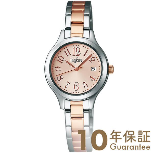 【当店なら!店内最大ポイント48倍!1日限定】 セイコー アルバ ALBA アンジェーヌ AHJT415 [正規品] レディース 腕時計 時計