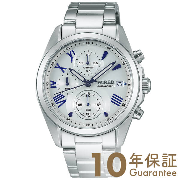 セイコー ワイアード WIRED ペアウォッチ 10気圧防水 AGAT406 [正規品] メンズ 腕時計 時計