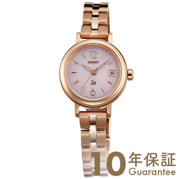 【ポイント最大36倍 3/29 23:59まで】【1000円割引クーポン】オリエント ORIENT イオ NATURAL&PLAIN ソーラー ピンク WI0011WG [正規品] レディース 腕時計 時計