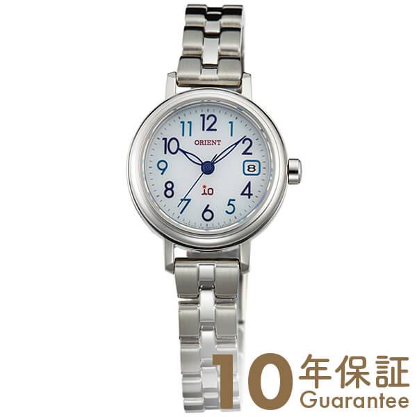【1000円割引クーポン】オリエント ORIENT イオ NATURAL&PLAIN ソーラー ホワイト WI0031WG [正規品] レディース 腕時計 時計