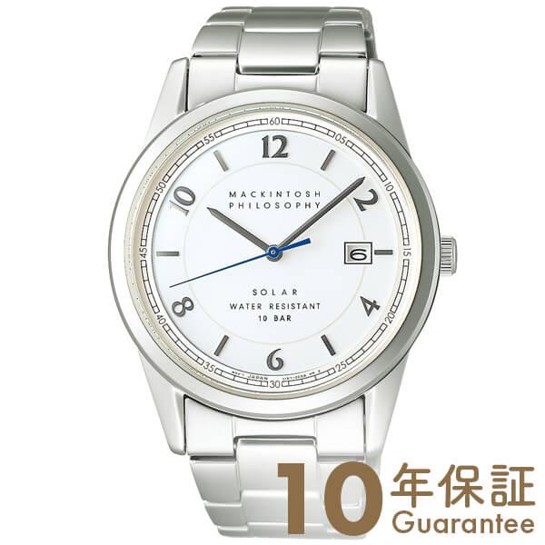 マッキントッシュフィロソフィー MACKINTOSHPHILOSOPHY ペアウォッチ ソーラー ハードレックス 10気圧防水 FBZD998 [正規品] メンズ 腕時計 時計【あす楽】