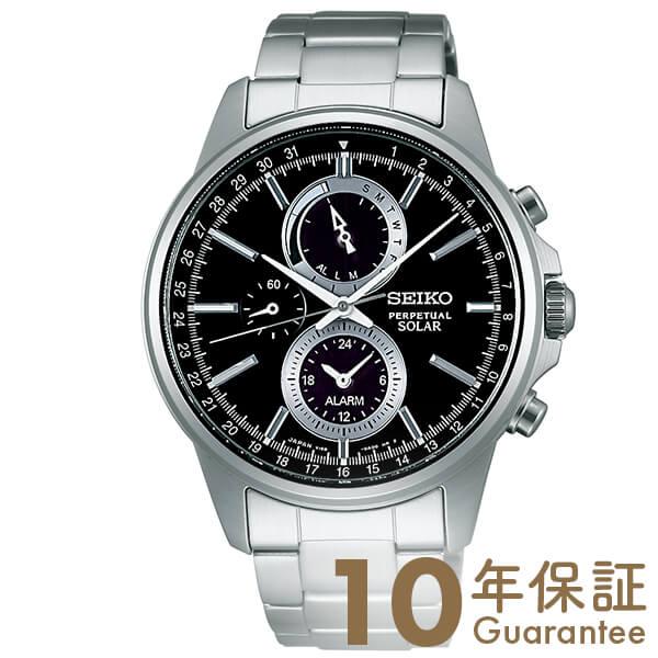 セイコーセレクション SEIKOSELECTION ソーラー 10気圧防水 SBPJ005 [正規品] メンズ 腕時計 時計