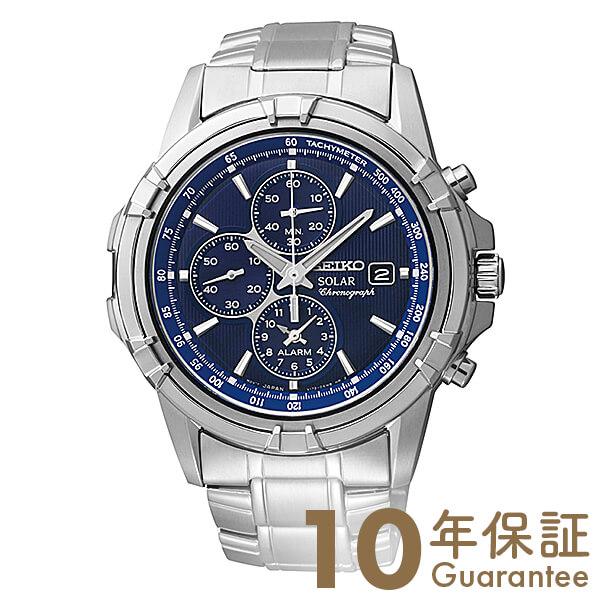 セイコー 逆輸入モデル SEIKO ソーラー 10気圧防水 SSC141P1 [正規品] メンズ 腕時計 時計【あす楽】
