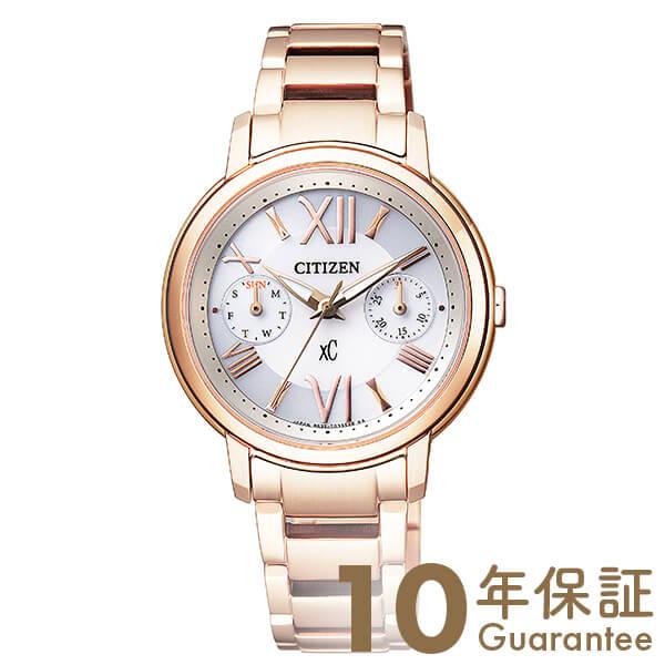 シチズン クロスシー XC エコドライブ ソーラー FD1092-59A [正規品] レディース 腕時計 時計【24回金利0%】