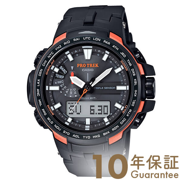 カシオ プロトレック PROTRECK ソーラー電波 PRW6100Y1JF [正規品] メンズ 腕時計 時計【24回金利0%】(予約受付中)(予約受付中)