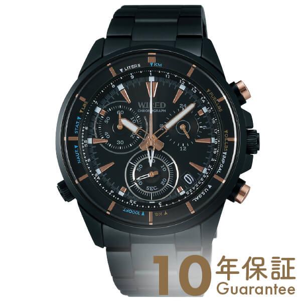 セイコー ワイアード WIRED クロノグラフ 10気圧防水 AGAW440 [正規品] メンズ 腕時計 時計