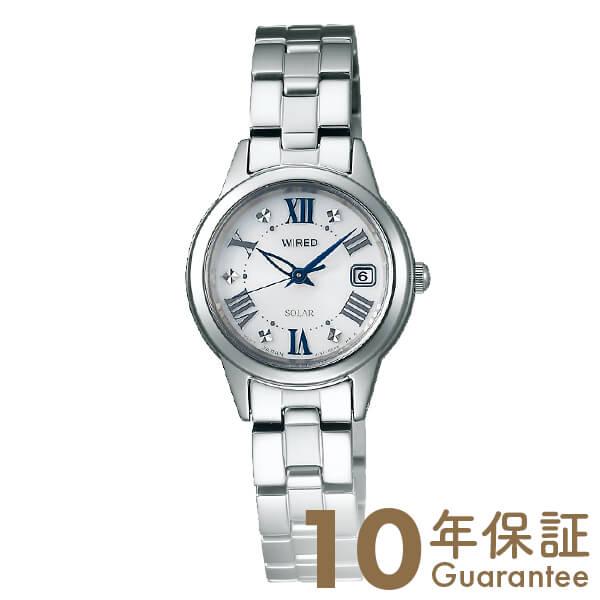 セイコー ワイアードエフ WIREDf ソーラー AGED078 [正規品] レディース 腕時計 時計【あす楽】