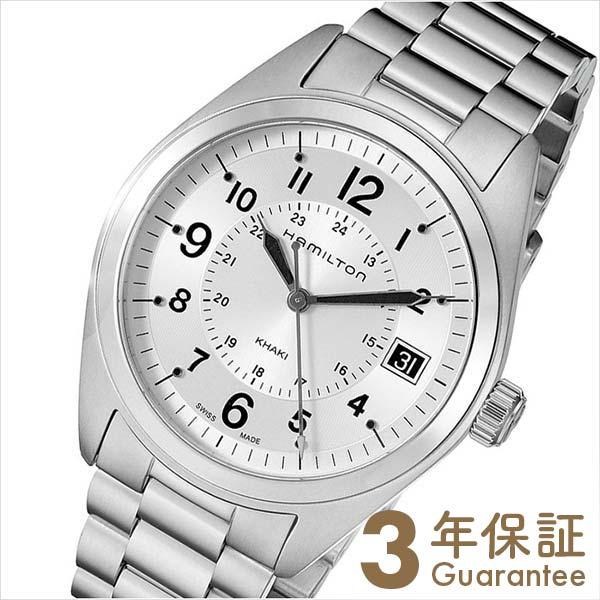 HAMILTON [海外輸入品] ハミルトン カーキ フィールド H68551153 メンズ 腕時計 時計