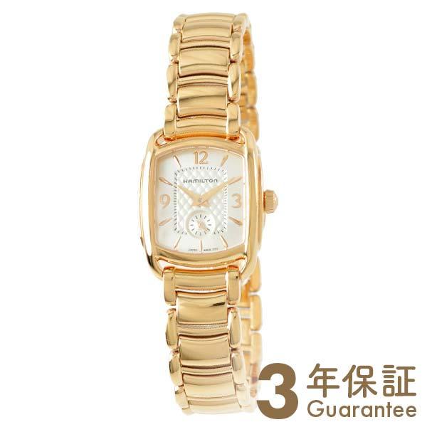 【29日は店内最大ポイント39倍!】 HAMILTON [海外輸入品] ハミルトン バグリー H12341155 レディース 腕時計 時計