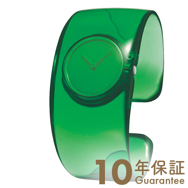 イッセイミヤケ ISSEYMIYAKE Oオー吉岡徳仁デザイングリーン NY0W002 [正規品] メンズ&レディース 腕時計 時計