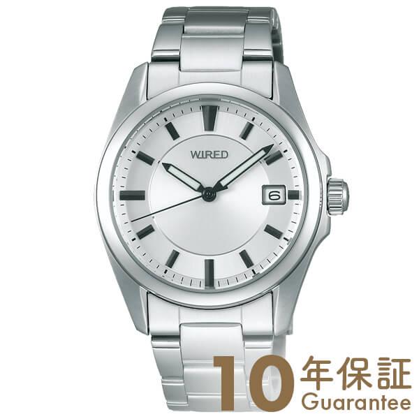 セイコー ワイアード WIRED ペアウォッチ 10気圧防水 AGAK401 [正規品] メンズ 腕時計 時計