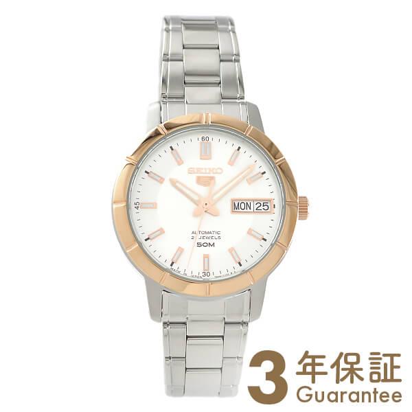 SEIKO5 [海外輸入品] セイコー5 逆輸入モデル 機械式(自動巻き) SNK894J1 レディース 腕時計 時計【新作】