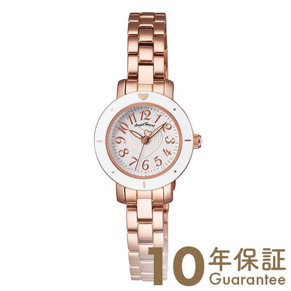 【29日は店内最大ポイント39倍!】 AngelHeart エンジェルハート Sweet Tender ピンクゴールド スワロフスキーエレメンツ ST23PW [正規品] レディース 腕時計 時計