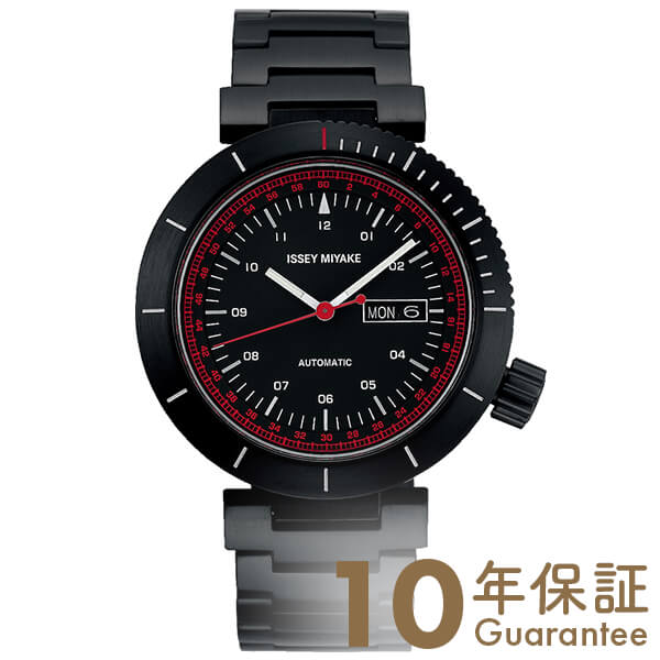 イッセイミヤケ ISSEYMIYAKE 限定モデル自動巻き腕時計Wダブリュ和田智デザイン NYAE701 [正規品] メンズ 腕時計 時計【36回金利0%】