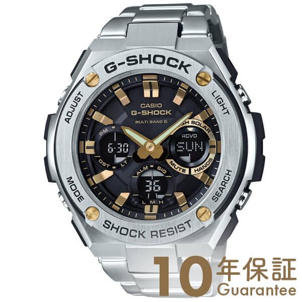 カシオ Gショック G-SHOCK Gスチール ソーラー電波 GST-W110D-1A9JF [正規品] メンズ 腕時計 時計【24回金利0%】(予約受付中)