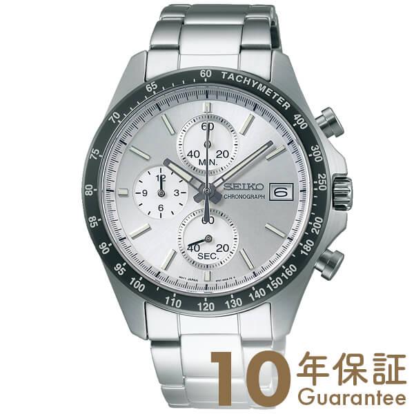 セイコーセレクション SEIKOSELECTION 10気圧防水 シルバー×シルバー SBTR007 [正規品] メンズ 腕時計 時計