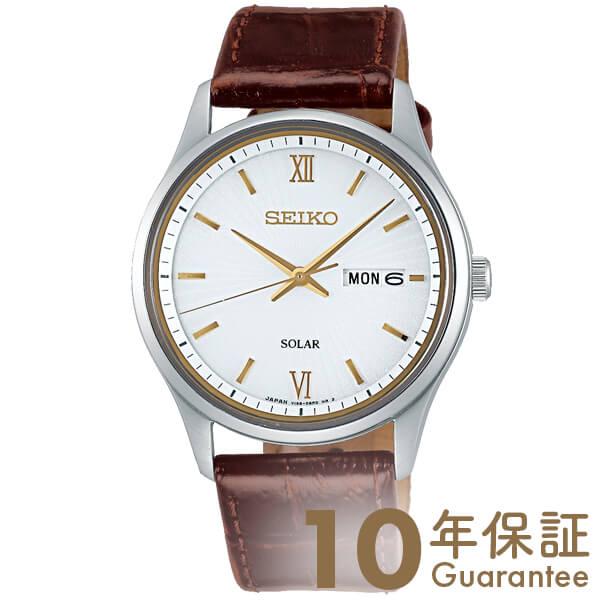 セイコーセレクション SEIKOSELECTION ソーラー ペアモデル 10気圧防水 SBPX099 [正規品] メンズ 腕時計 時計