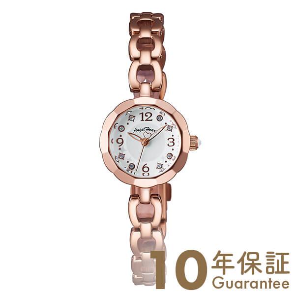 AngelHeart エンジェルハート Brilliant Flower ホワイト スワロフスキー BF21PW [正規品] レディース 腕時計 時計
