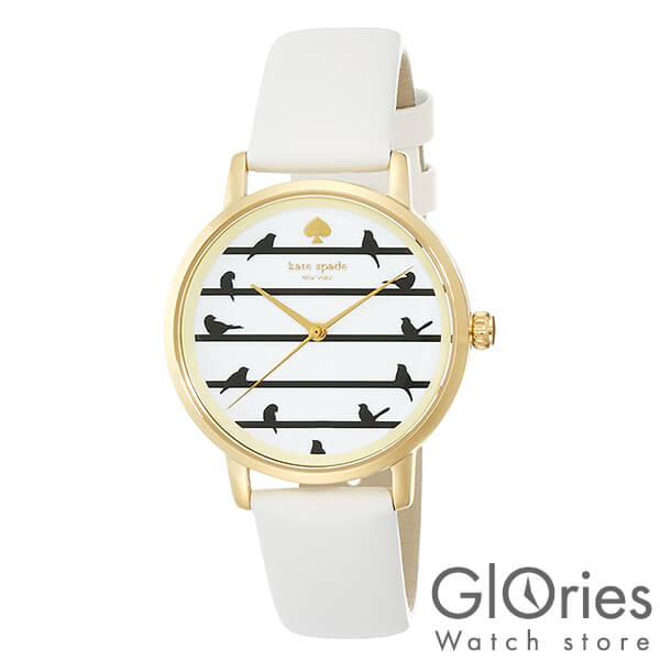 【ポイント最大36倍 3/29 23:59まで】KATESPADE [海外輸入品] ケイトスペード メトロ KSW1043 レディース 腕時計 時計【新作】