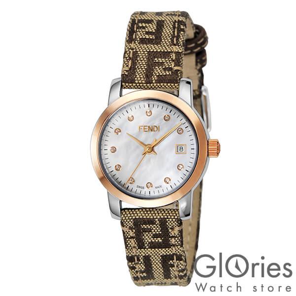 FENDI [海外輸入品] フェンディ ラウンドクラシコ F218242DF レディース 腕時計 時計【新作】