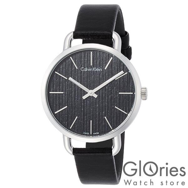 CALVINKLEIN [海外輸入品] カルバンクライン イーブン K7B231C1 レディース 腕時計 時計【新作】【あす楽】
