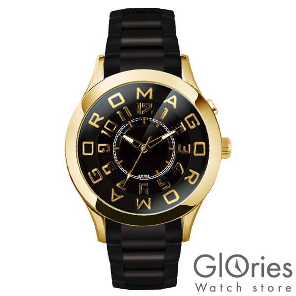 【5000円割引クーポン】ロマゴデザイン ROMAGODESIGN ATTRACTION アトラクション RM015-0162SS-GDBK [正規品] メンズ&レディース 腕時計 時計