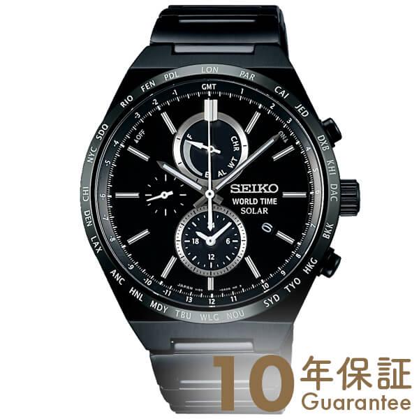 セイコーセレクション SEIKOSELECTION 10気圧防水 ソーラー SBPJ037 [正規品] メンズ 腕時計 時計【24回金利0%】【あす楽】