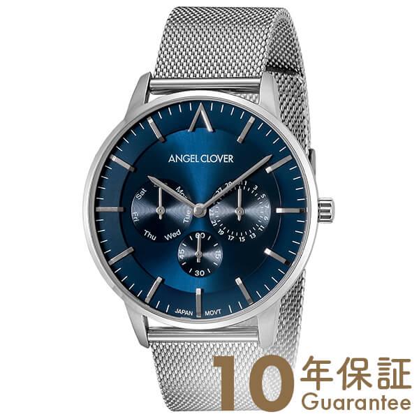 AngelClover エンジェルクローバー Zero 交換レザーベルト付き ZE42SNV [正規品] メンズ 腕時計 時計