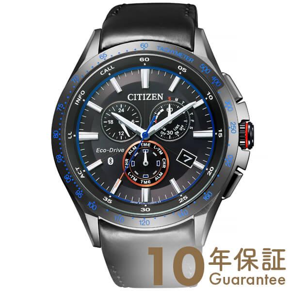 【29日は店内最大ポイント39倍!】 シチズン ブルートゥース Bluetooth BZ1035-09E [正規品] メンズ 腕時計 時計【24回金利0%】