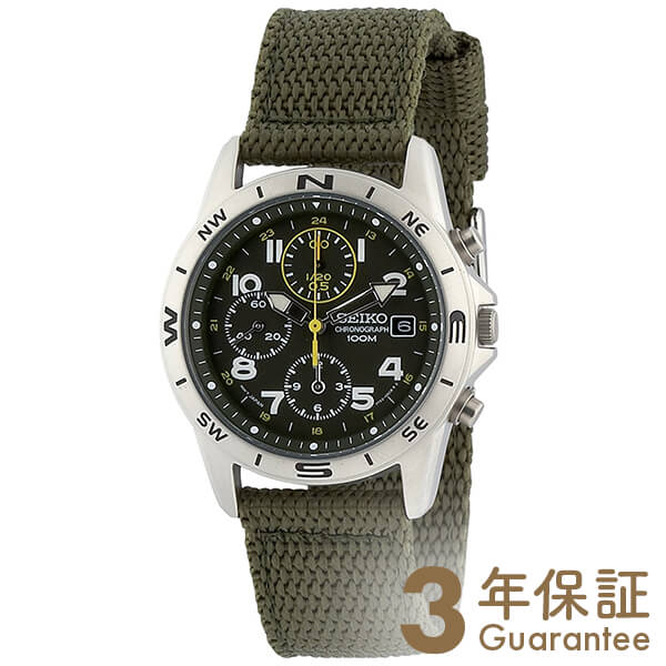 CHRONOGRAPH [海外輸入品] セイコー 逆輸入モデル クロノグラフ  SND377R メンズ 腕時計 時計【新作】