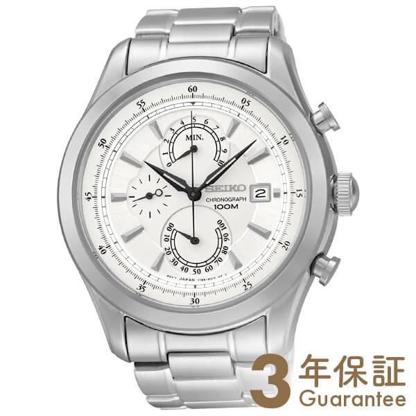 CHRONOGRAPH [海外輸入品] セイコー 逆輸入モデル クロノグラフ  SPC163P1 メンズ 腕時計 時計【新作】