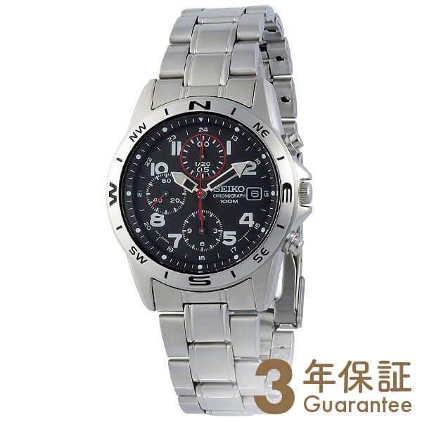 CHRONOGRAPH [海外輸入品] セイコー 逆輸入モデル クロノグラフ  SND375P メンズ 腕時計 時計【新作】